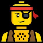 lego pirate 1