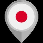 Japan pin