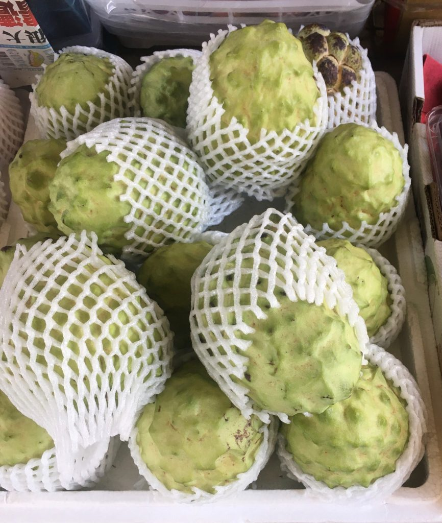 凤梨释迦 fènglí shì jiā sugar apple