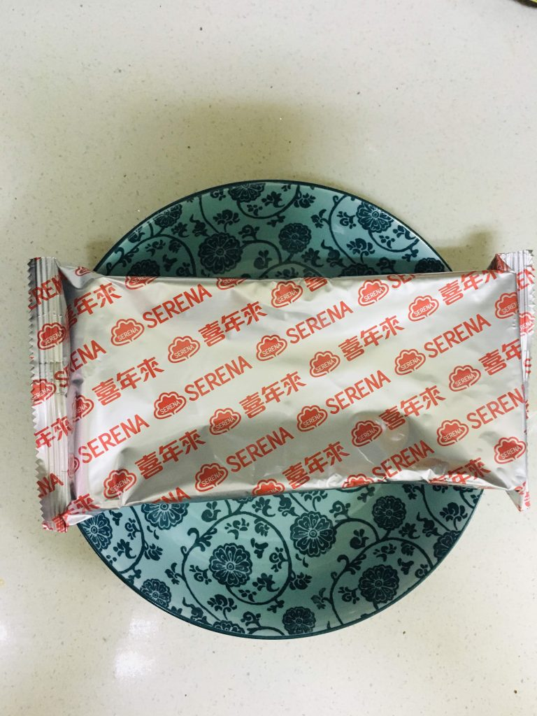 egg roll package