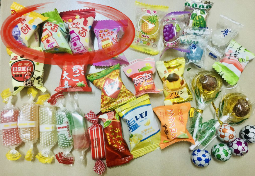 Chinese snacks youger candy