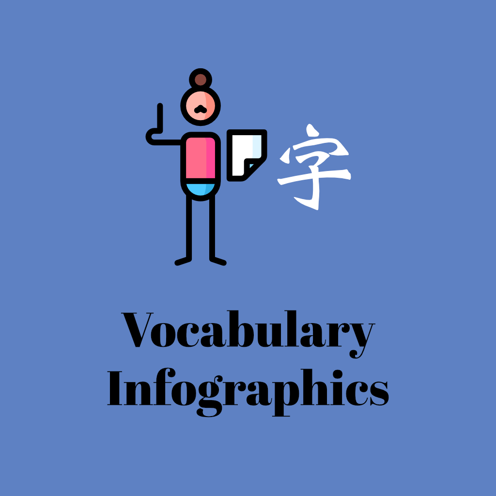 vocabulary infographics cover