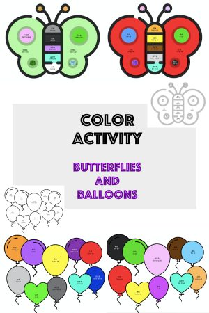 color activity Pinterest