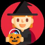 Halloween custom